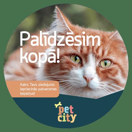 PetCity kopā ar Hill's iepriecina ķepaiņus dzīvnieku patversmēs