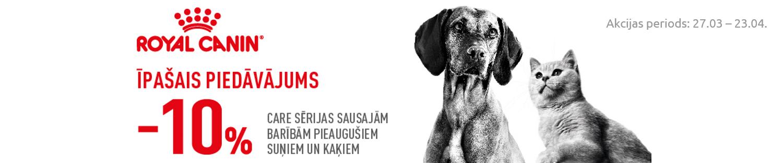 Royal Canin izlasei -10%